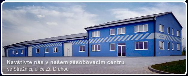Hock systems s. r. o. zásobovací centrum